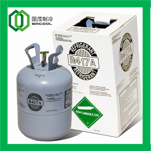 Refrigerant R417A Replace R22