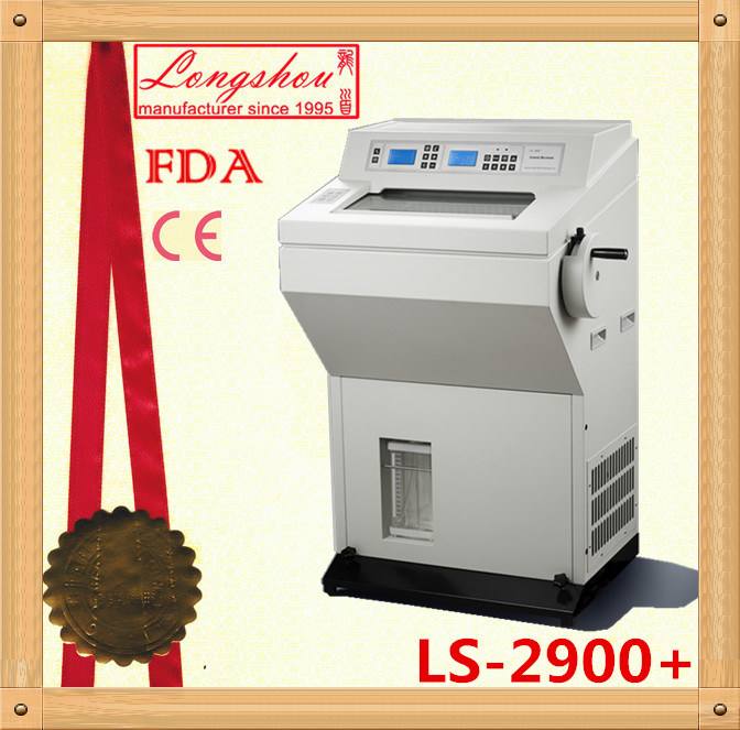 Semi-Automatic/ Semi-Automated / Tissue Cryostat / Freezing Microtome (LS-2900+)