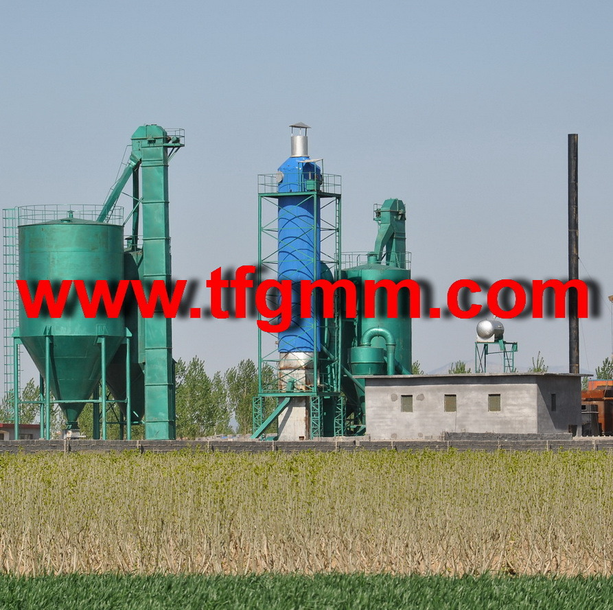 Gypsum Powder Production Line (TF)