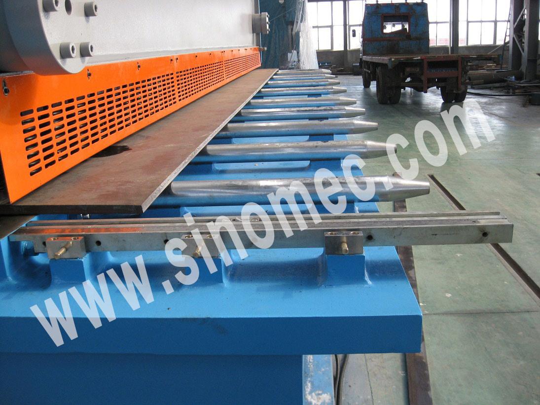 CNC Hydraulic Shear Machine, Cutting Machine, Guillotine Shear Machine (QC11k-16X6000)