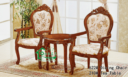 Classic Wood Coffee Table