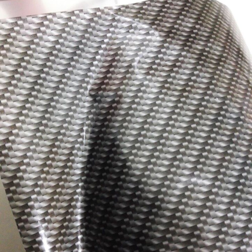 Kingtop 0.5m Width Carbon Fiber Design Hydrographic Dipping PVA Water Soluble Film Wdf090 (2)