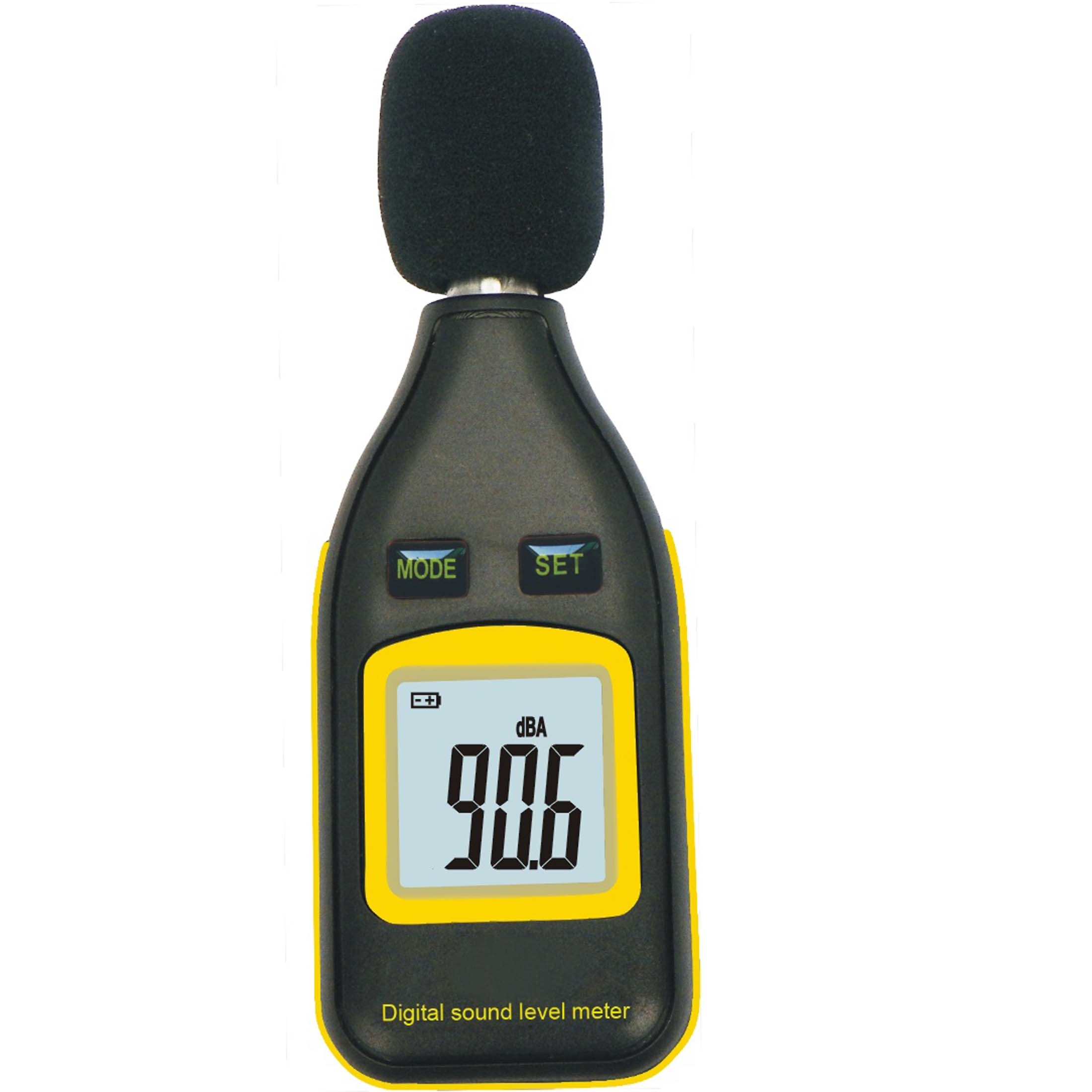Sound Level Meter : China calibration analog mini digital sound level meter s