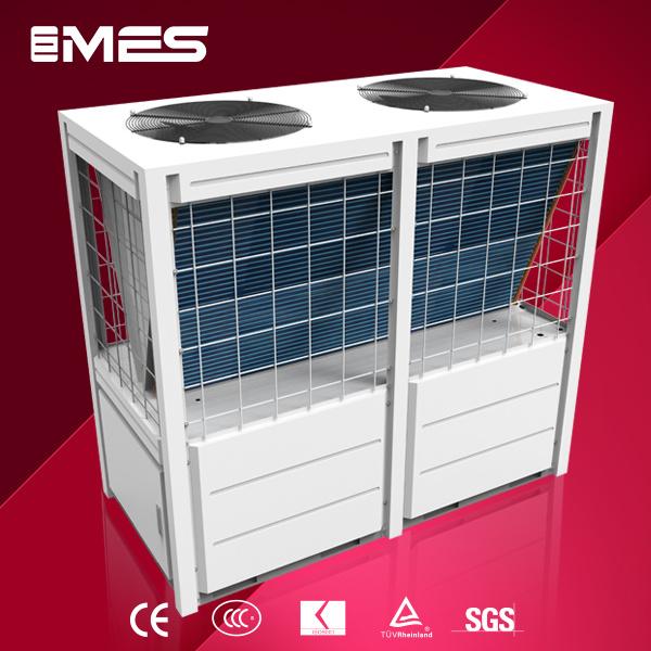 Air Source Heat Pump Water Heater Copeland Compressor 75kw
