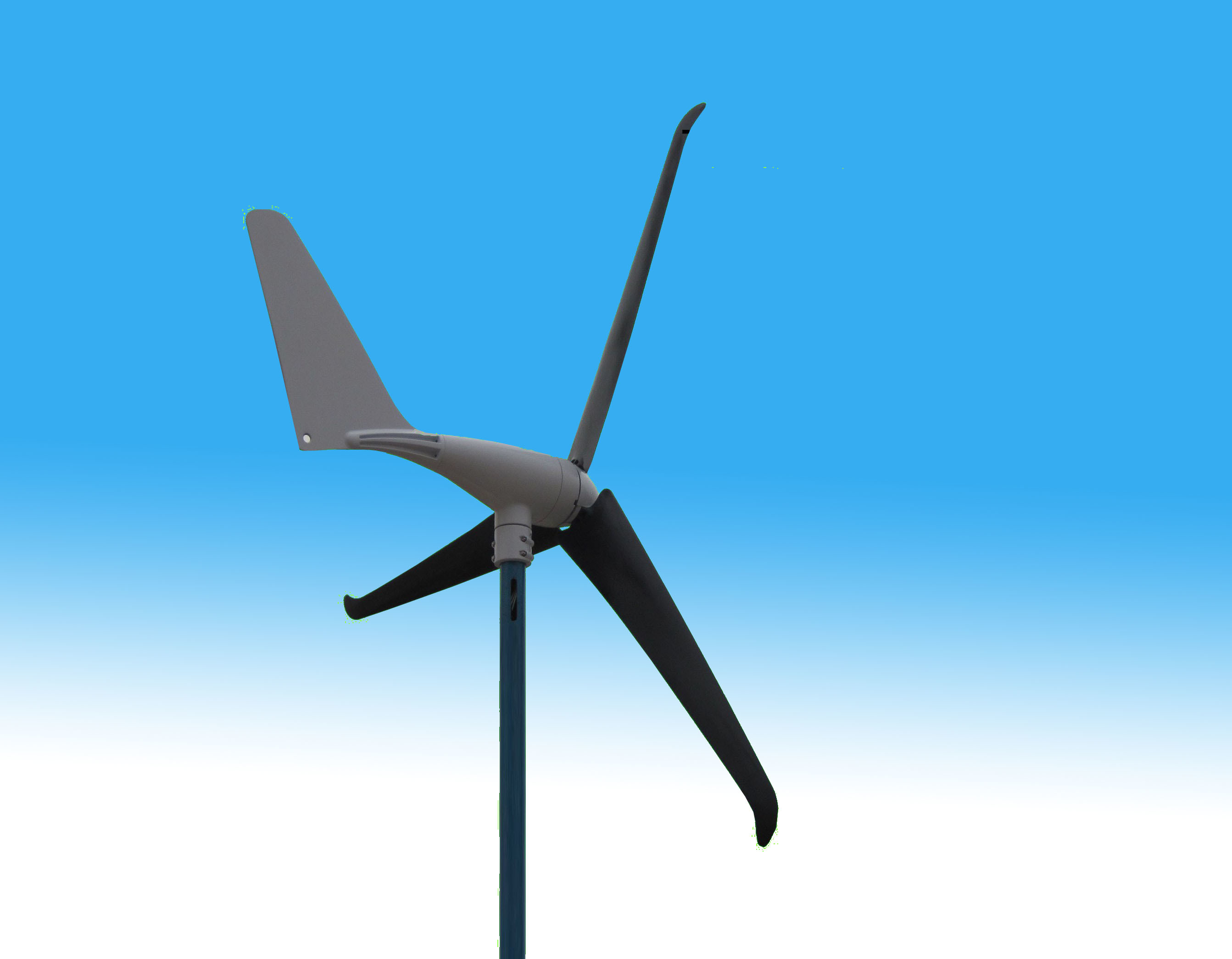 China 600W Wind Turbine Generator Kit (X600) - China 600 Wind ...