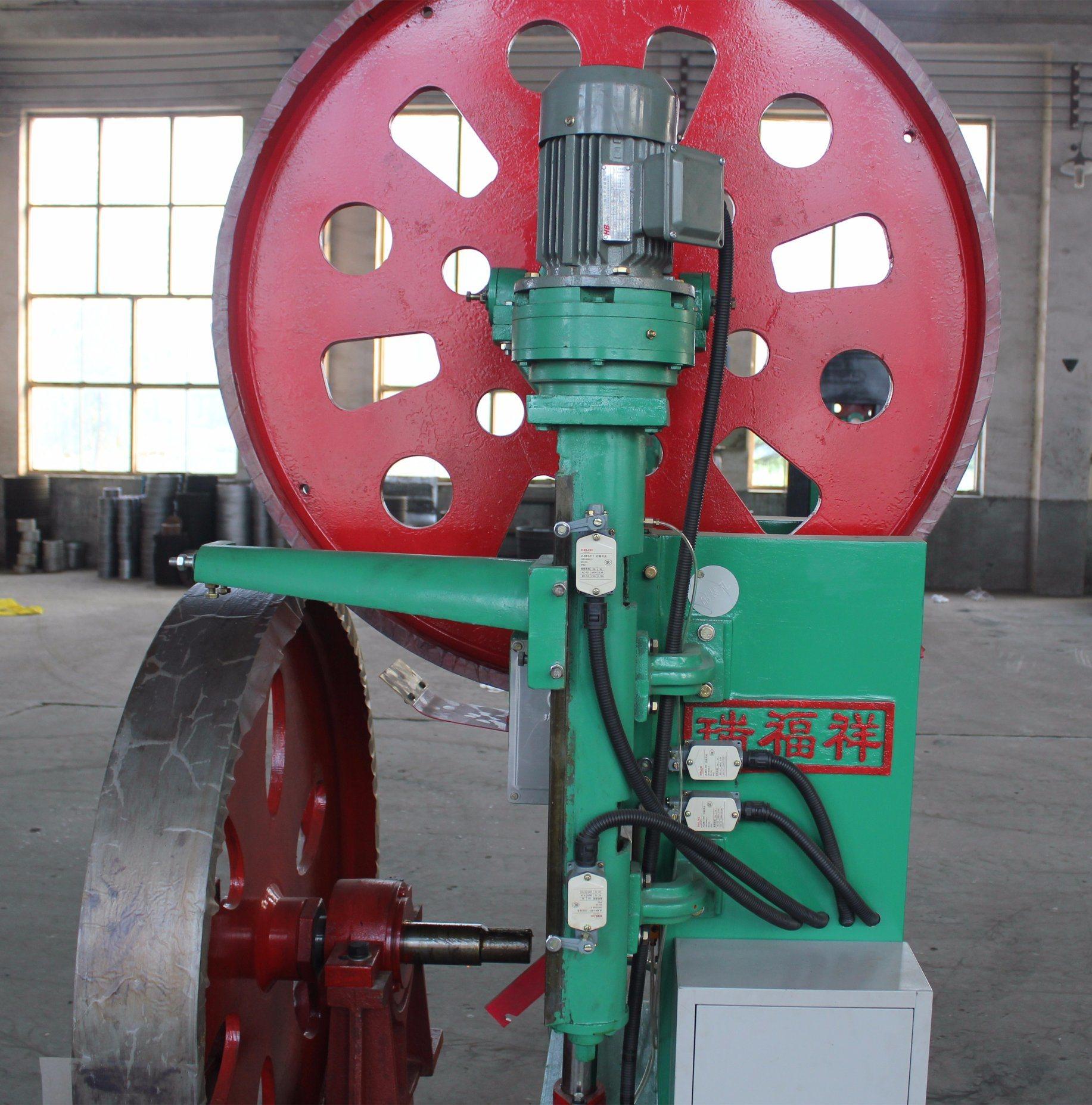 Mj3210az Vertical Bandsaw Round Timber Machine