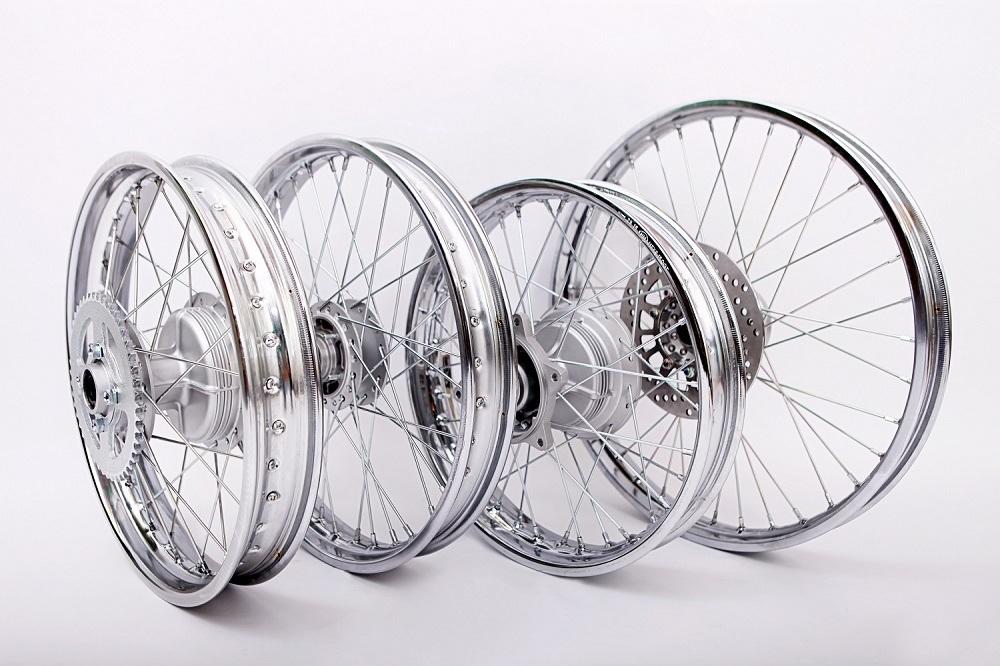 Rim Assy for Motorcycles Harley Dividson, Honda, YAMAHA, Suzuki Models, China Top Quality