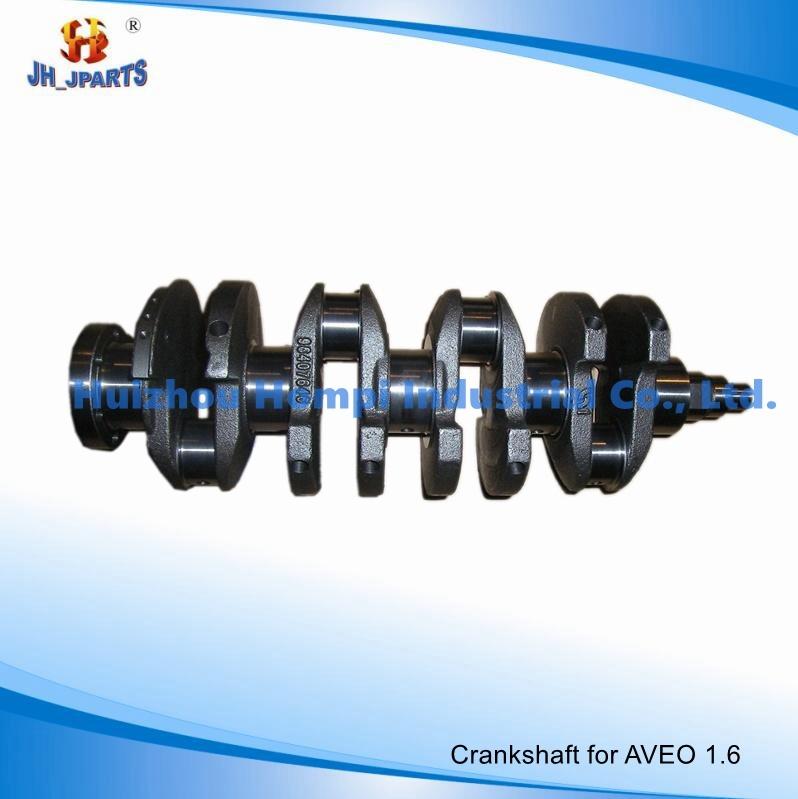 Auto Parts Crankshaft for GM/Chevrolet Aveo 1.6 96385403 Corsa/Spark/Optra/New Excelle1.5