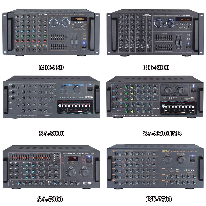 AV-3033 China Factory M Audio Karaoke Mixer Power Amplifier