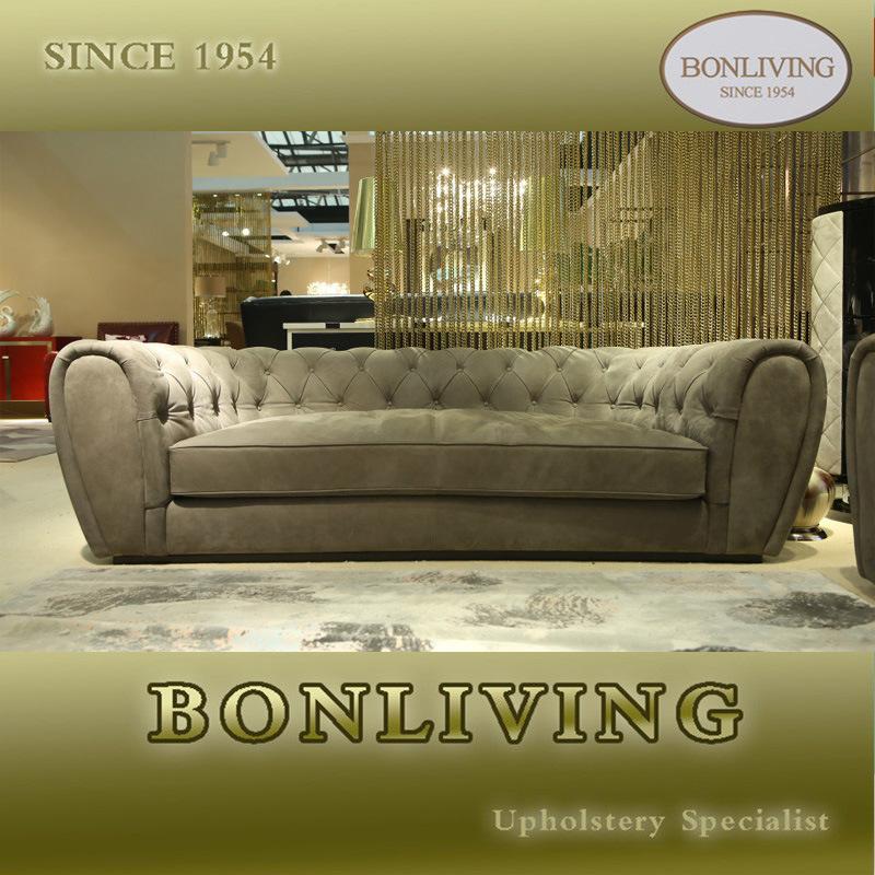 New Arrival Luxury Nubuck Leather Sofa Set (B29) ! ! !
