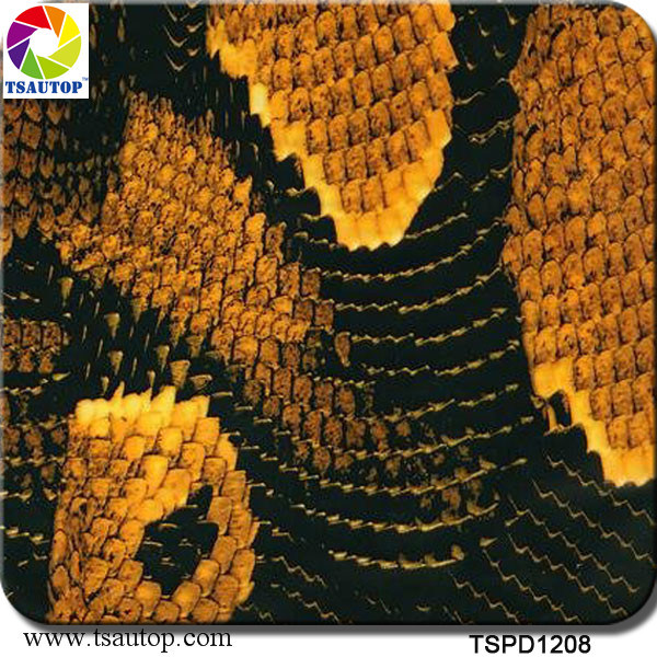 Tsautop 0.5m Width Hydrographic Water Transfer Printing Film Tsph1208