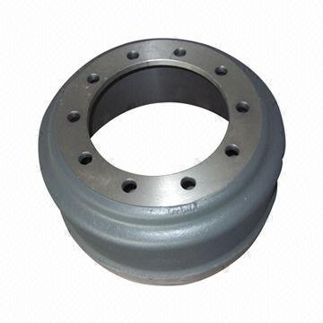 Ts16949 Certificate Approved Brake Drums for Cars