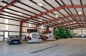 Mobile Portable Steel Structure Garage (DG3-029)