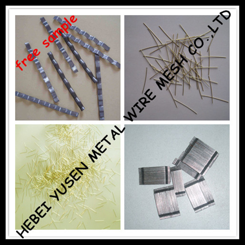 Steel Fiber for Concrete Reinforcement (made in China)