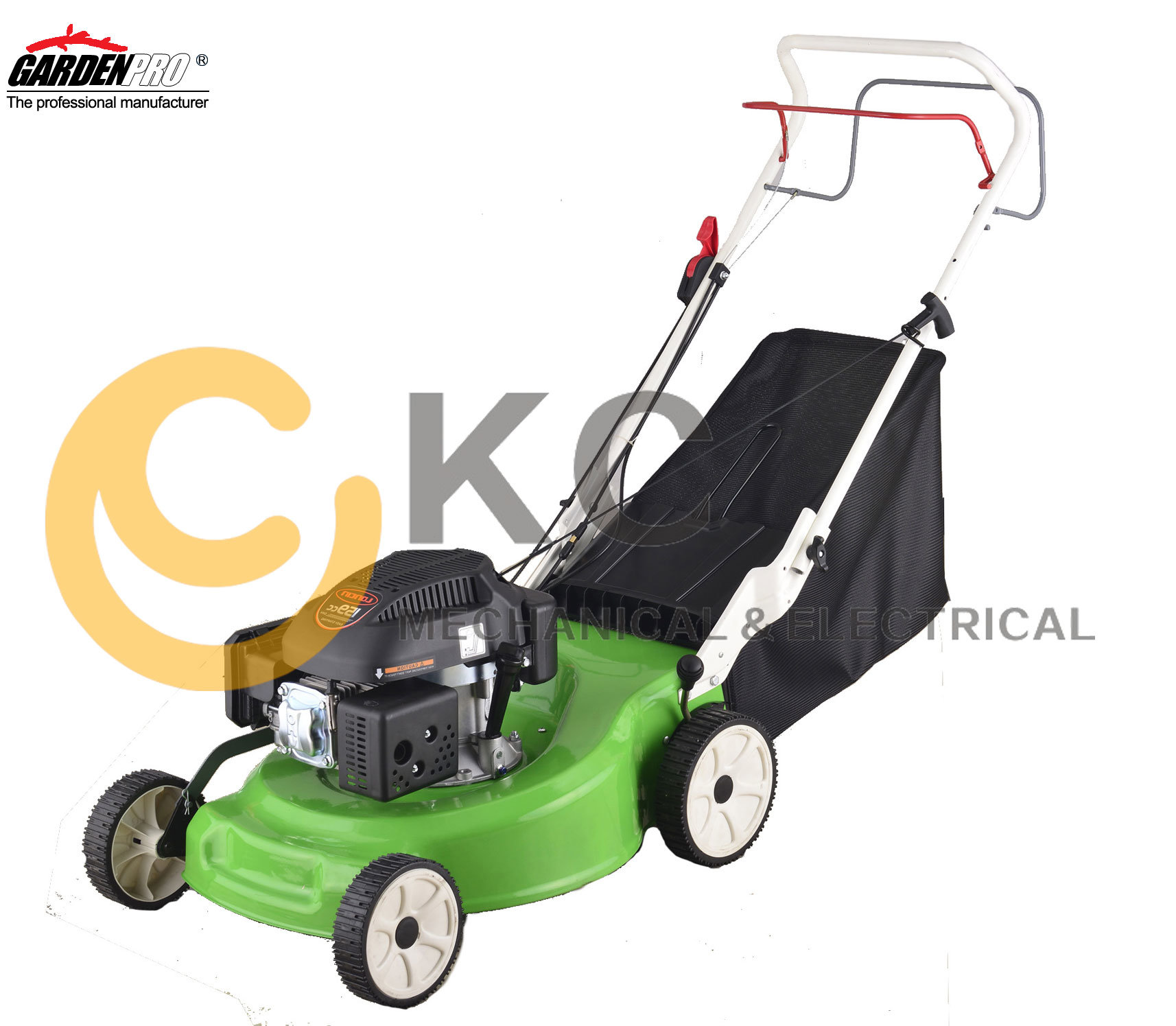 Gasoline Lawn Mower Lawnmower Walking Behind (KCL20S-DIY)
