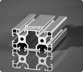 4080 Series T-Slot Industrial Aluminum Extrusion Profile for Conveyor