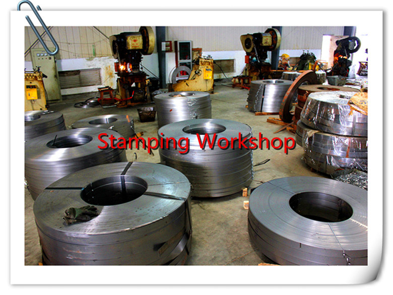Train Cupola Custom Metal Stamping Parts with Red Powder Coating