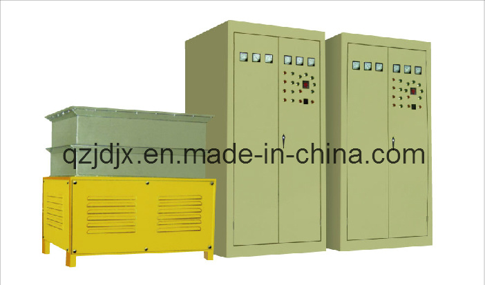 150kg Line-Frequency Cored Induction Furnace
