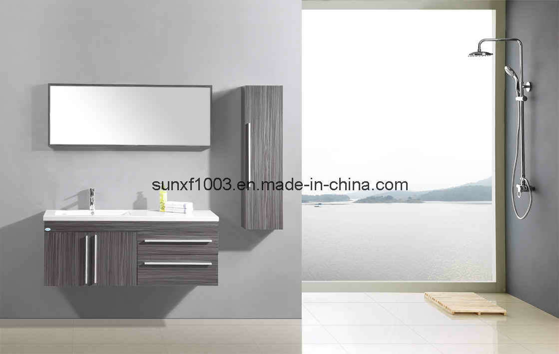 Plywood bathroom cabinet vanity 20153a china bathroom for Plywood cupboard