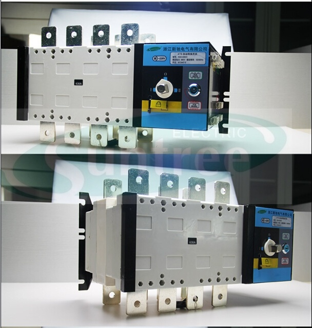 Sq5 ATS Change-Over Switch 3200A Automatic Transfer Switch