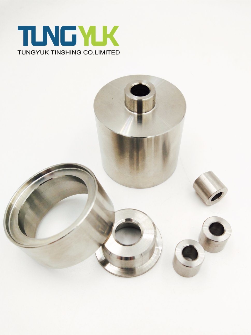 CNC Machining Parts with Excellent Quality