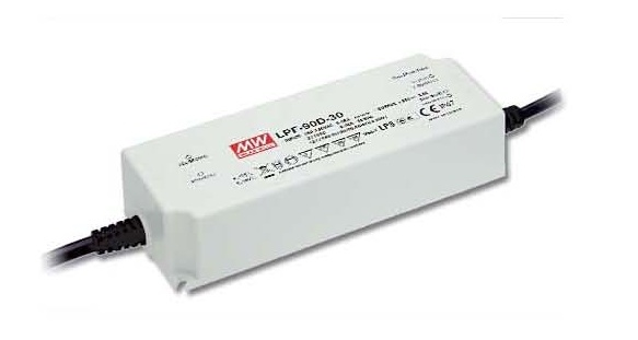 LPF-90 90W Constant Current Mode Dimmable LED Driver
