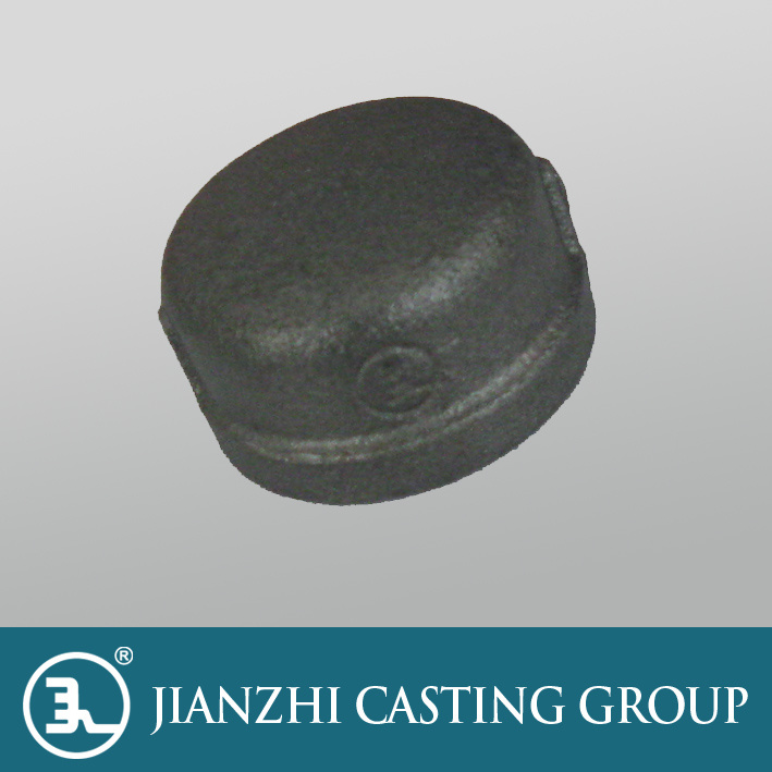 Malleable Iron Pipe Fittings Cap