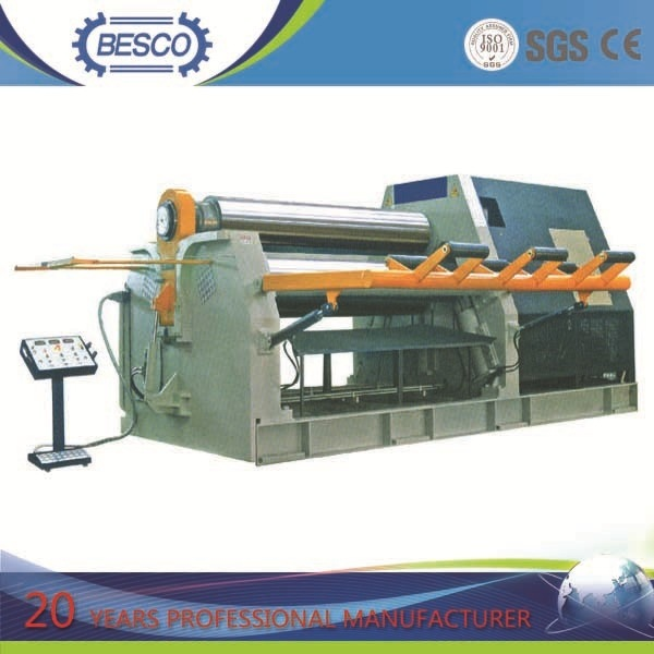 Mechanical Roll Bending Machine, Mechanical Plate Rolling Machine