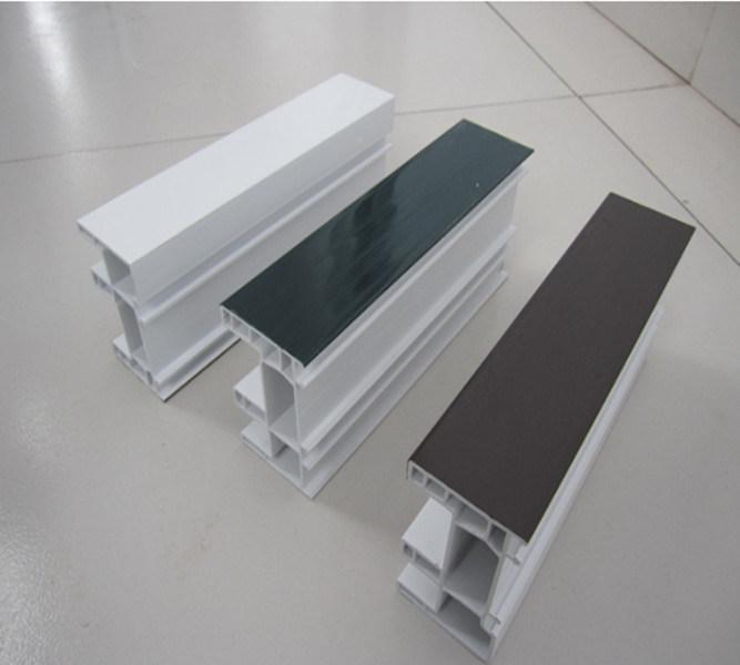 High Durability Plastric Machine PVC WPC Profile Extrusion Line