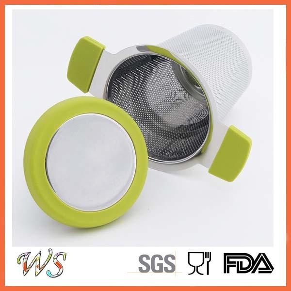 Ws-If002 Tea Infuser Stainless Steel Tea Filter Mug Cup Tea Strainer