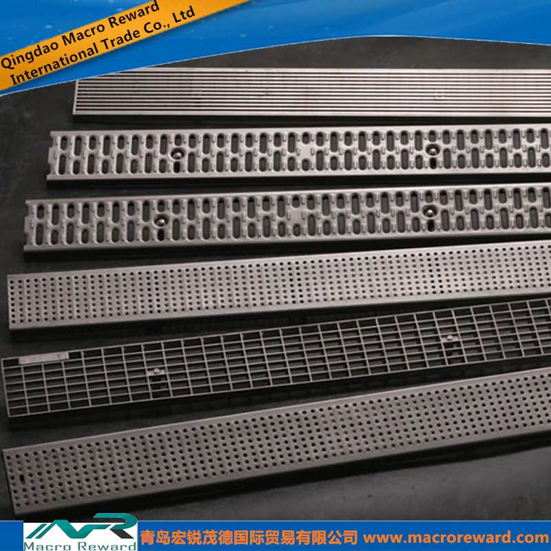 ASTM Steel Grating Trench & Inlet