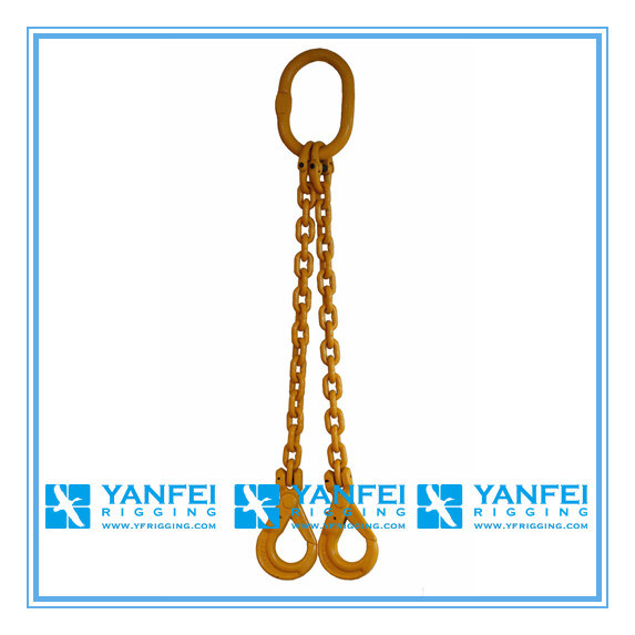 G80 Two Legs Chain Sling for Lifting