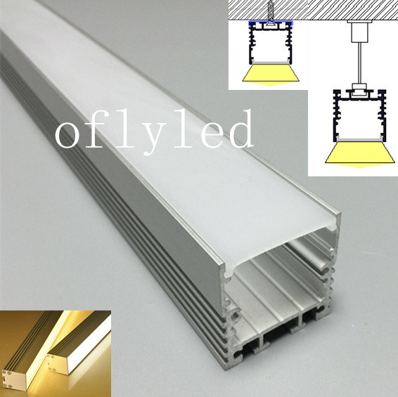 Hot Sale 30X30 Aluminum Profile for LED Strip & Linear Lamp