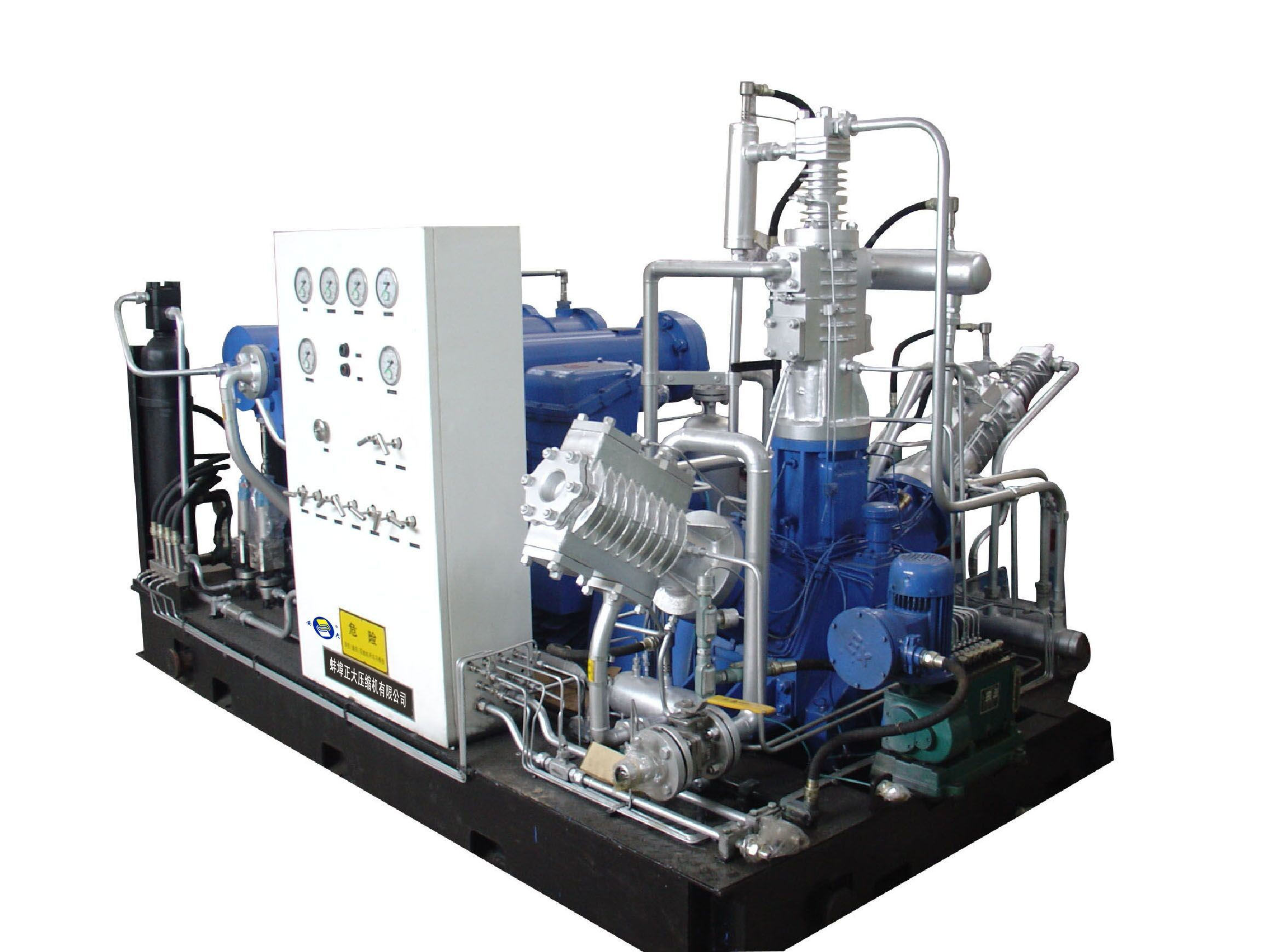 Oil Free High Pressure Pet Compressor