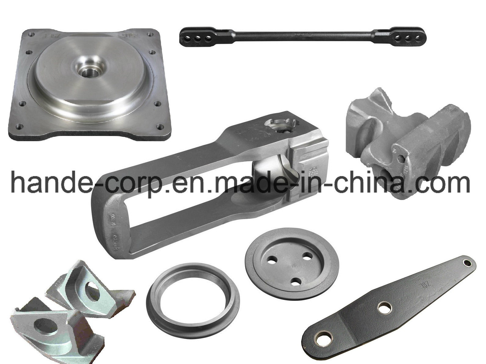 OEM Forging Railway Parts