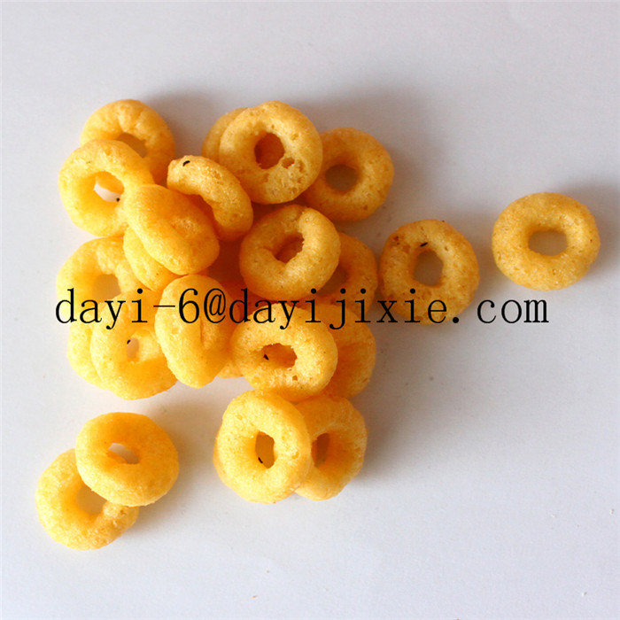 Cornflakes Snack Food Extruder Breakfast Cereal Machine