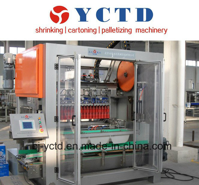 Automatic Carton Packaging Machine for Beverage (YCTD-YCZX30K)