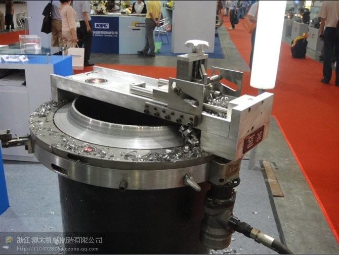 Out Mounted Flange Facer (HYO/AYO)