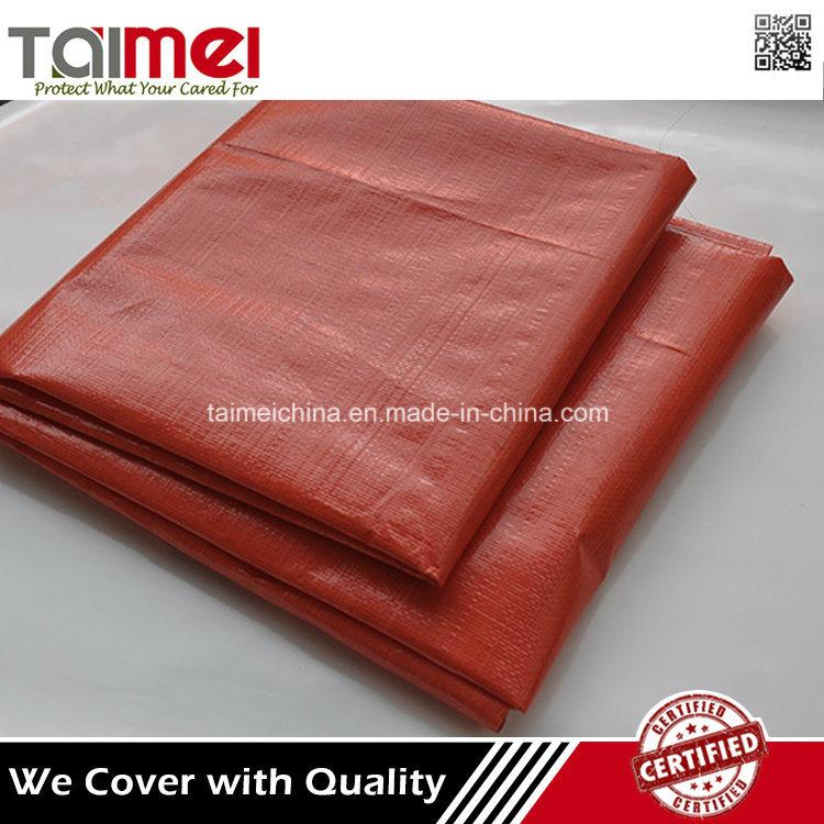 High Quality PE Heated Lumber Tarpaulin