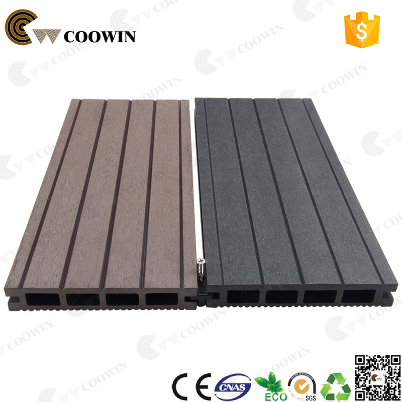 WPC Composite Outdoor Bamboo Flooring