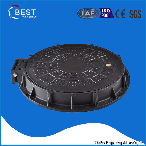 Water Proof D400 En124 SMC Composite Manhole Cover