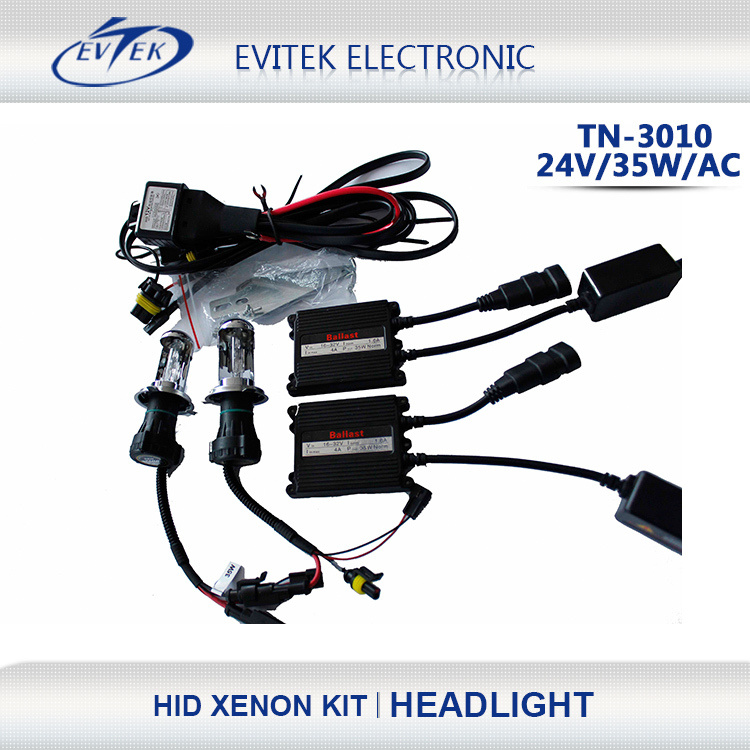AC 24V 35W HID Ballast Repair Kit for Innovative HID Xenon Auto HID Xenon Headlights 3000k ~ 30000k