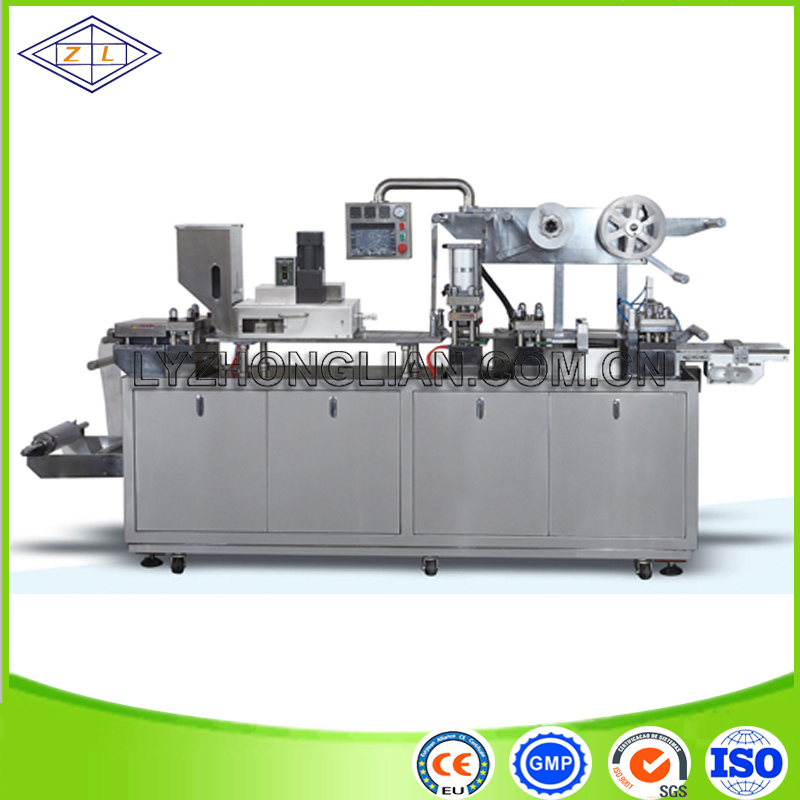 Dpp-260 High Efficiency Automatic Plate Type Granule Blister Packaging Machine
