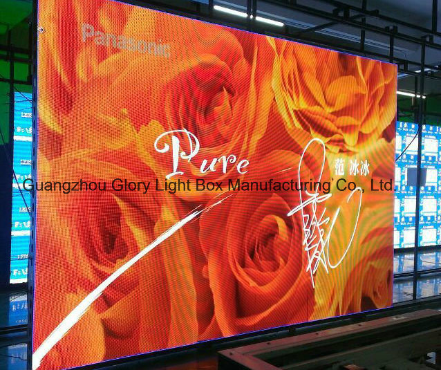 High Quality P5.926 SMD Full Color Aluminum Frame Digital LED Screen