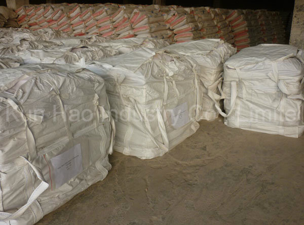Calcium Aluminate Refractory Cement Ca50/A600 Manufactured by Rotary Kiln