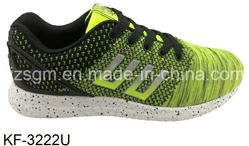 2016 New Arrival Sneaker Sports Running Shoes with EVA Sole
