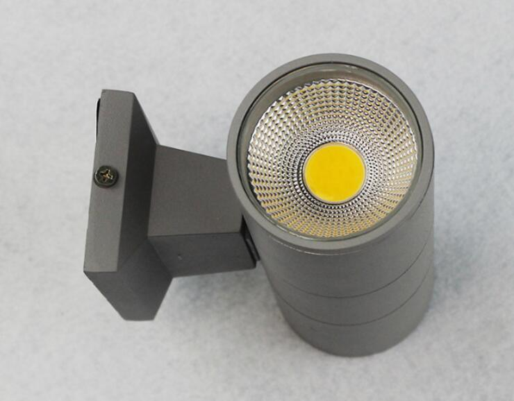 One Side 5W outdoor COB LED Wall Light