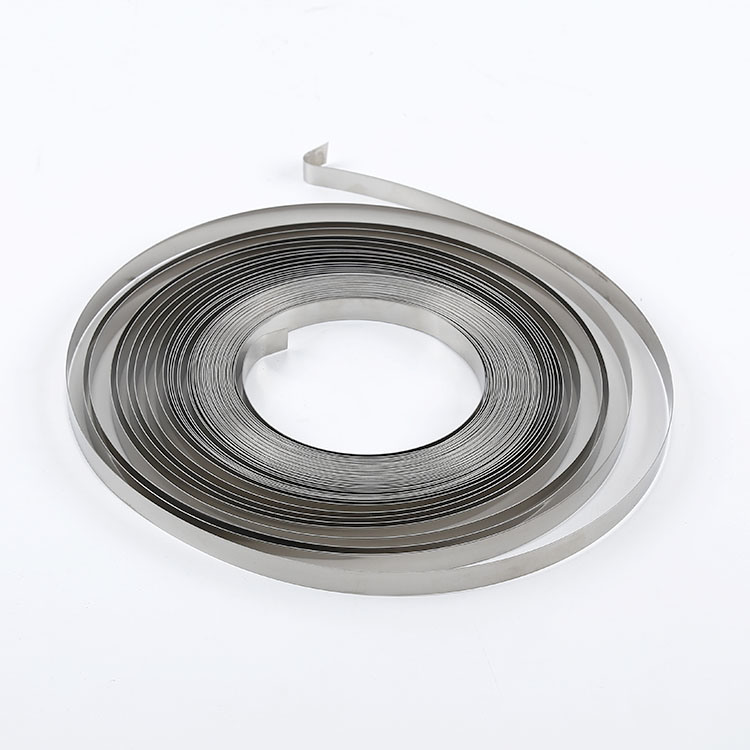 China 201 304 Stainless Steel Strapping Band for Bare Neutral Strain ...