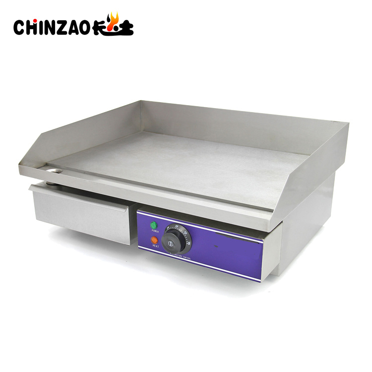 Counter Top Commercial Electric Griddle with Ce Approved