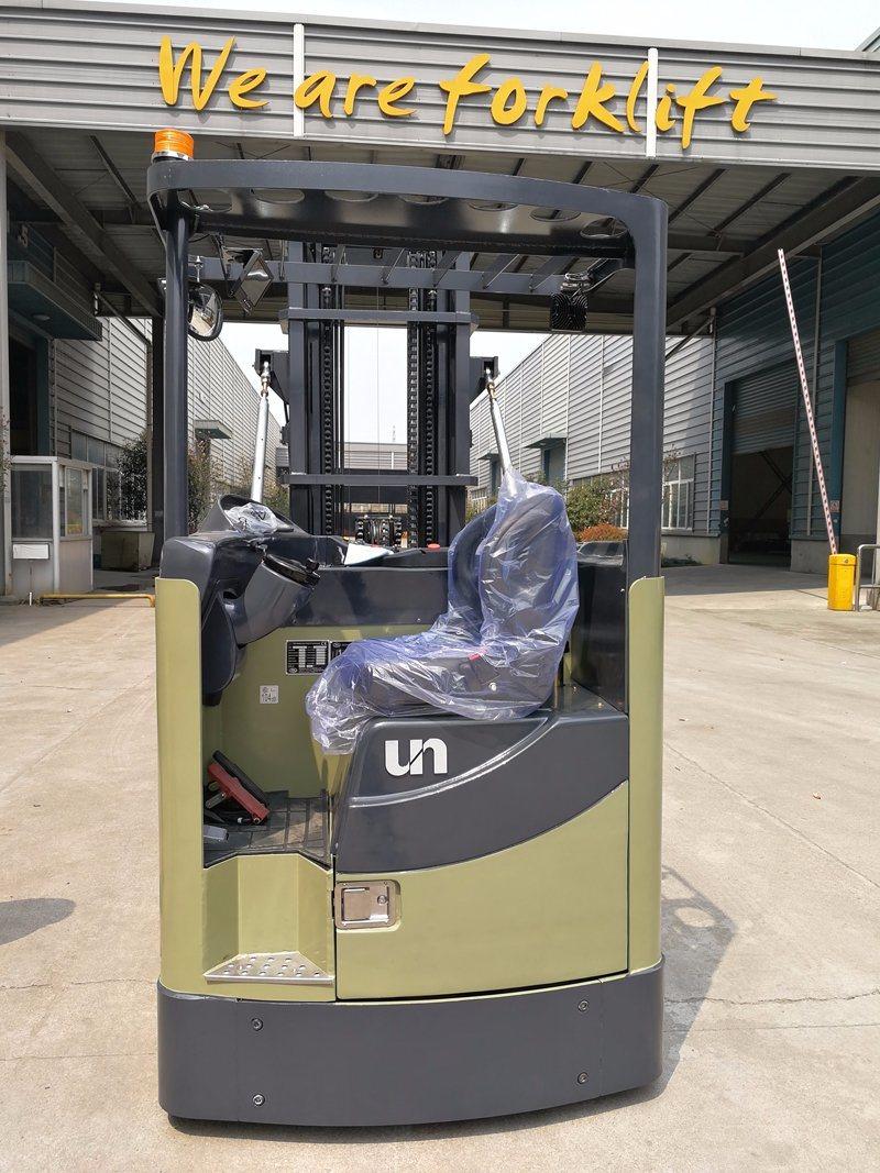 Vna Small Narrow Aisle Forklift Truck 1.3ton